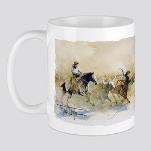 The Cattle Drive Mug