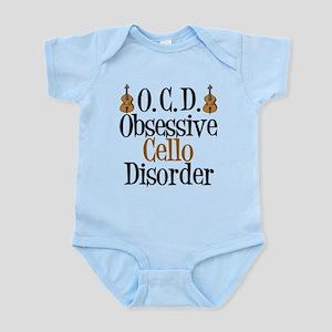 Funny Cello Infant Bodysuit