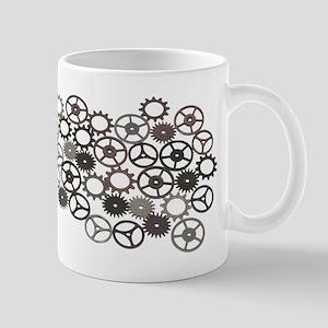 Retro Gears Mug