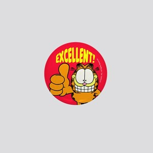 Garfield Excellent Mini Button
