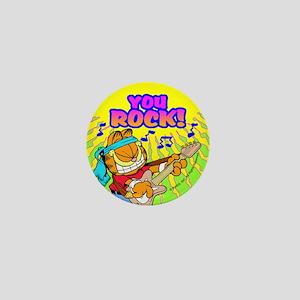 Garfield You Rock! Mini Button (10 Pack)