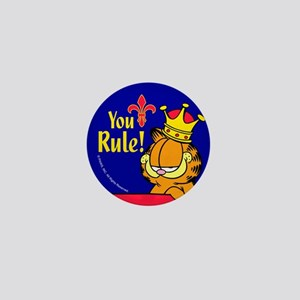 Garfield You Rule! Mini Button