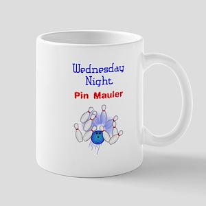 Wednesday Night Pin Mauler Mug