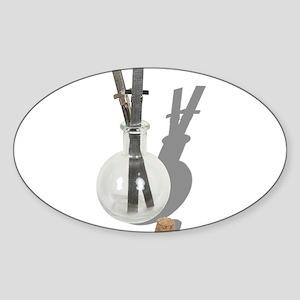 Smart Potion Sticker (Oval)