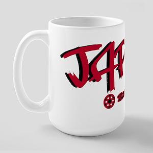 Japan World Cup Soccer Urban Large Mug