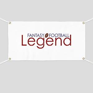 Fantasy Football Legend Banner