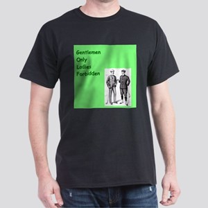 male chauvinist golfers Dark T-Shirt