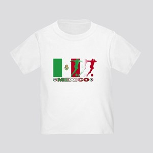 Mexico soccer Toddler T-Shirt