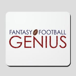 Fantasy Football Genius Mousepad