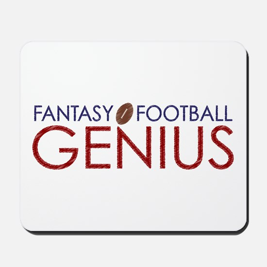 Fantasy Football Genius Mousepad