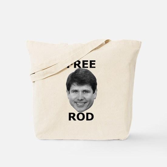 Free Rod Tote Bag