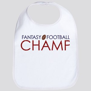 New Fantasy Football Champ Bib