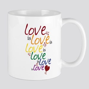 Love is Love (Gay Marriage) Mug