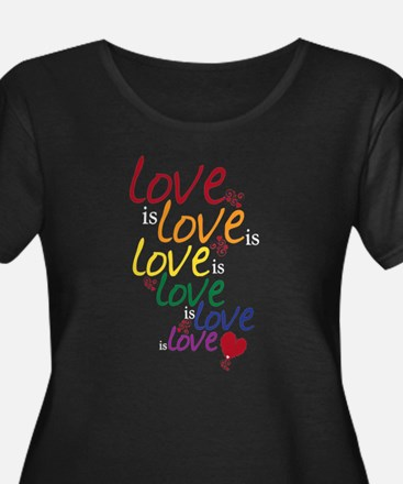 Love is Love (Gay Marriage) T