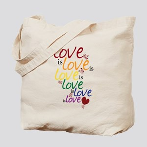 Love is Love (Gay Marriage) Tote Bag