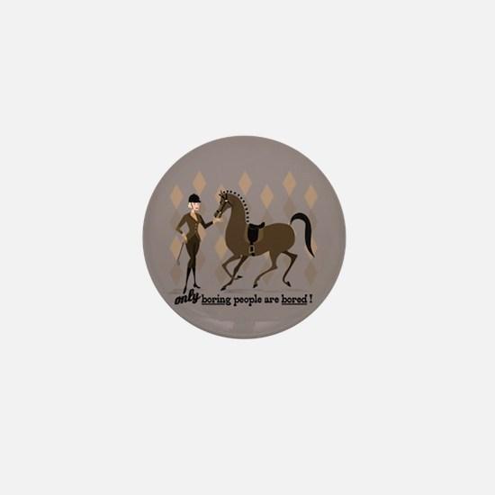 Betty Draper Bored Mini Button