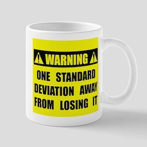 WARNING: Losing It Mug