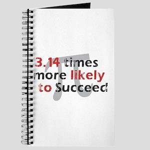 Pi Success Funny Math Journal