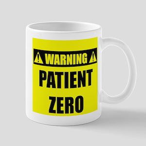 WARNING: Patient Zero Mug