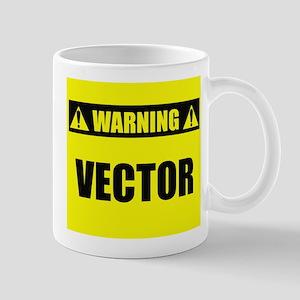 WARNING: Vector Mug