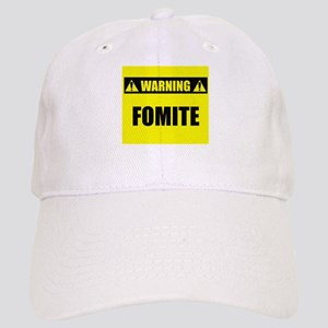 WARNING: Fomite Cap