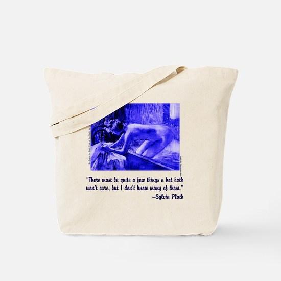 Bath Cure Tote Bag