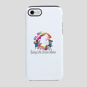 Raising Little Brown Children iPhone 7 Tough Case