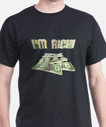 Cool Wealthy T-Shirt