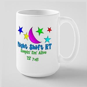 Respiratory Therapy 6 Large Mug
