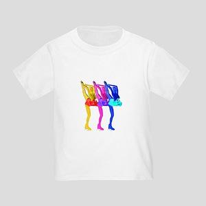 Skater Gurlz Toddler T-Shirt