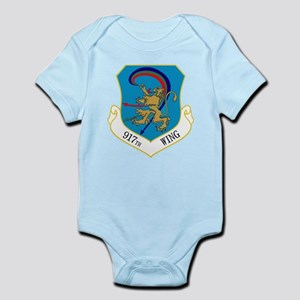 917th Wing Infant Bodysuit