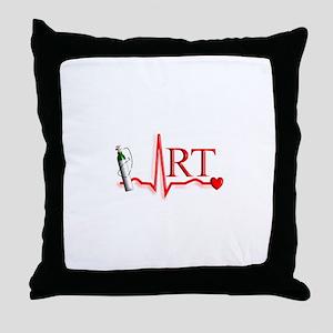 Respiratory Therapy 8 Throw Pillow
