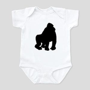 Gorilla Infant Bodysuit