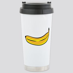 Banana Stainless Steel Travel Mug