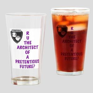 Architect Drinking Glass
