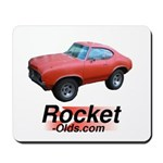 Rocket-Olds Mousepad
