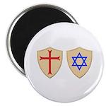 Zionist Crusader Magnet