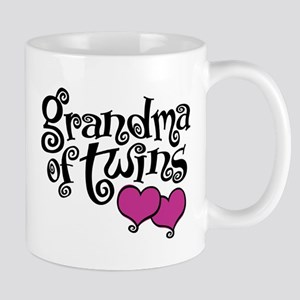 Grandma Of Twins Mug