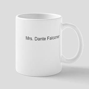 Mrs Dante Falconeri Mug