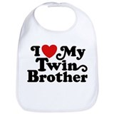Twin Cotton Bibs