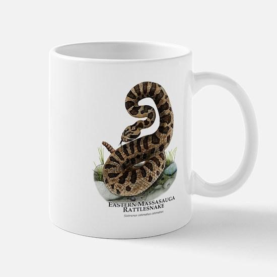Eastern Massasauga Rattlesnake Mug