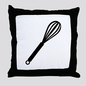 Kitchen utensils Throw Pillow