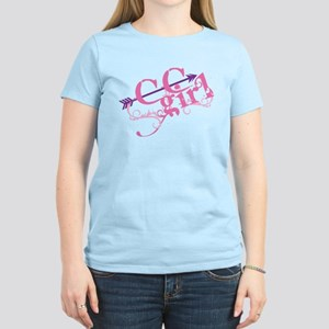 Cross Country Girl Women's Light T-Shirt