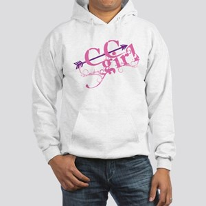 Cross Country Girl Hooded Sweatshirt