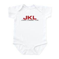 JKL Red Logo Infant Bodysuit