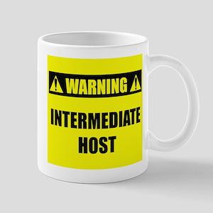 WARNING: Intermediate Host Mug