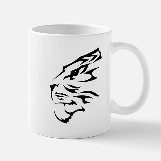 Tribal Tiger Mug