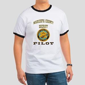 Maricopa County Sheriff Pilot Ringer T