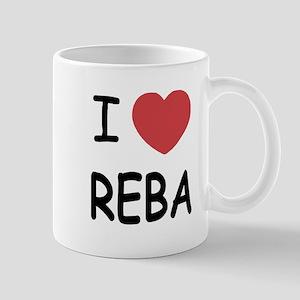 I heart Reba Mug