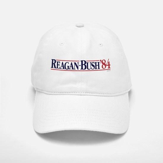 Reagan Bush '84 Campaign Baseball Baseball Cap